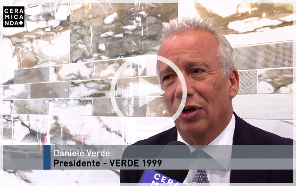 daniele verde video cersaie 2018